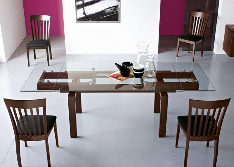Photos table a manger page 3 for Table extensible sorrento