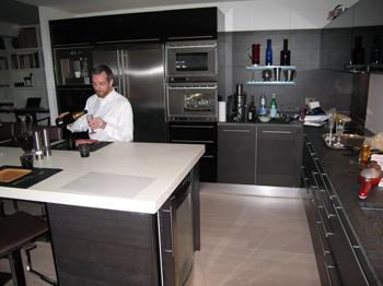 Cuisine design avec ilot homeinterior - Cuisine design avec ilot central ...