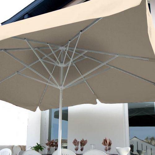 Parasol Aluminium Luxe 3 X 4 M Residence.Parasols Comparez Les Prix Pour Professionnels Sur Hellopro Fr