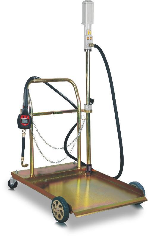 Pompe à huile pneumatique digitale mw-tools op2005pres