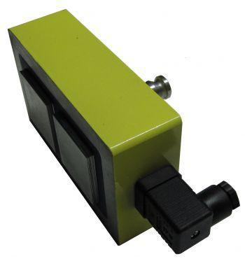 Porteur electropermanent à pôles carrés type squaremag lift
