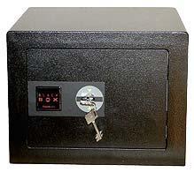 COFFRE-FORT PERSONNEL : BLACK BOX