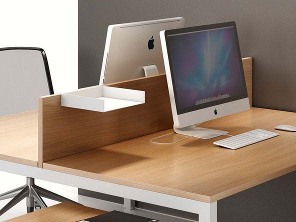 panneau frontal pour bureau partag oracle comparer les prix de panneau frontal pour bureau. Black Bedroom Furniture Sets. Home Design Ideas