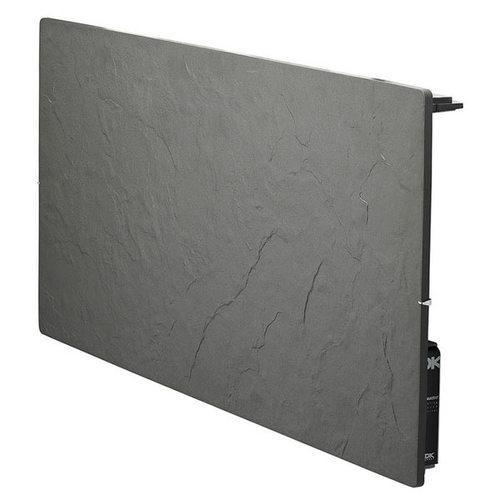 radiateur inertie 2000w touch silicium ardoise noire comparer les prix de radiateur inertie. Black Bedroom Furniture Sets. Home Design Ideas