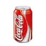 Coca-cola boîte 33 cl x 24 unités