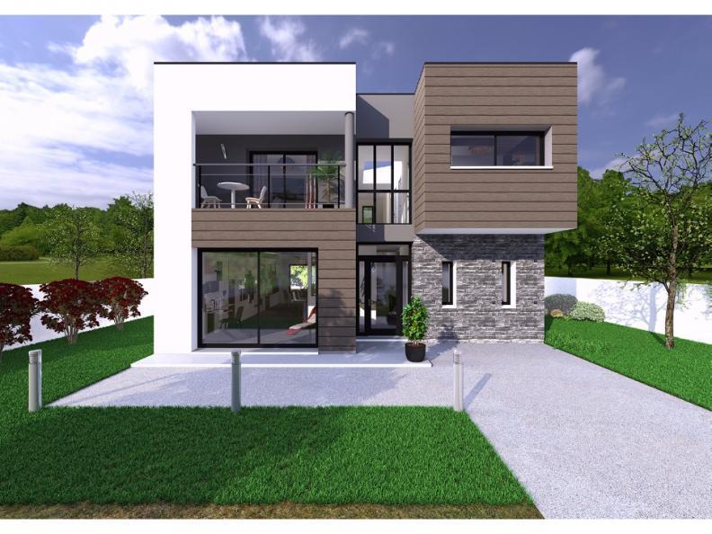 Habitations completes modele de maison millesime 2016 for Maison modele victoriaville 2016