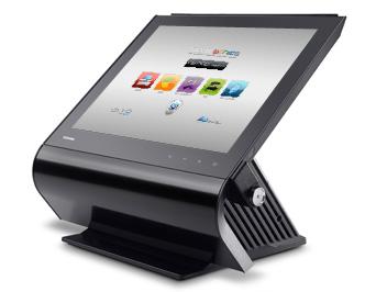 caisse enregistreuse tactile clyo systems avec logiciel de caisse integre. Black Bedroom Furniture Sets. Home Design Ideas