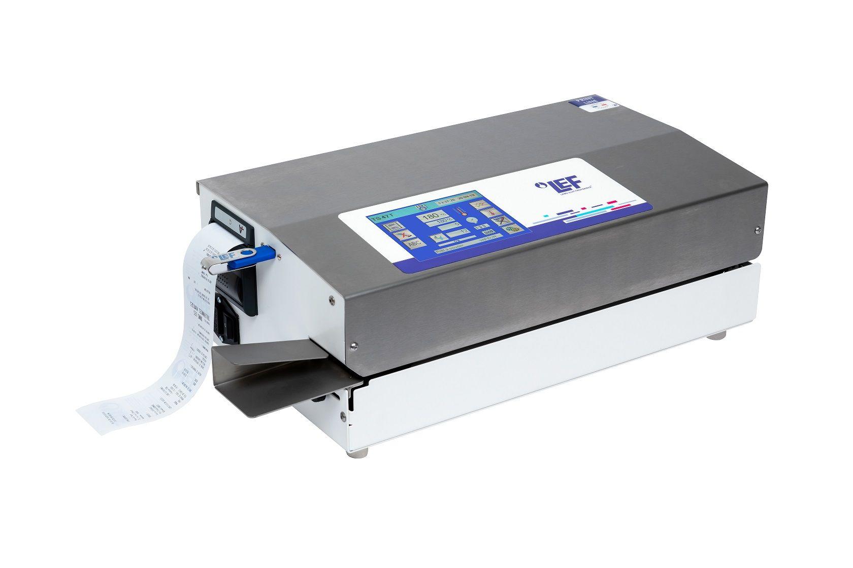 Thermosoudeuse print line - ts 47 / ts 47n / ts 47t
