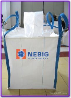 big bag avec goulotte de remplissage standard sur mersure. Black Bedroom Furniture Sets. Home Design Ideas