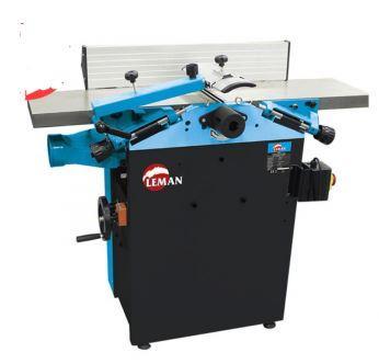Raboteuse/degauchisseuse en 250mm rad250 - 1500 w / 2 cv - leman