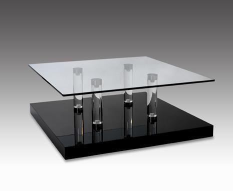 TABLE BASSE - QUATRO-N