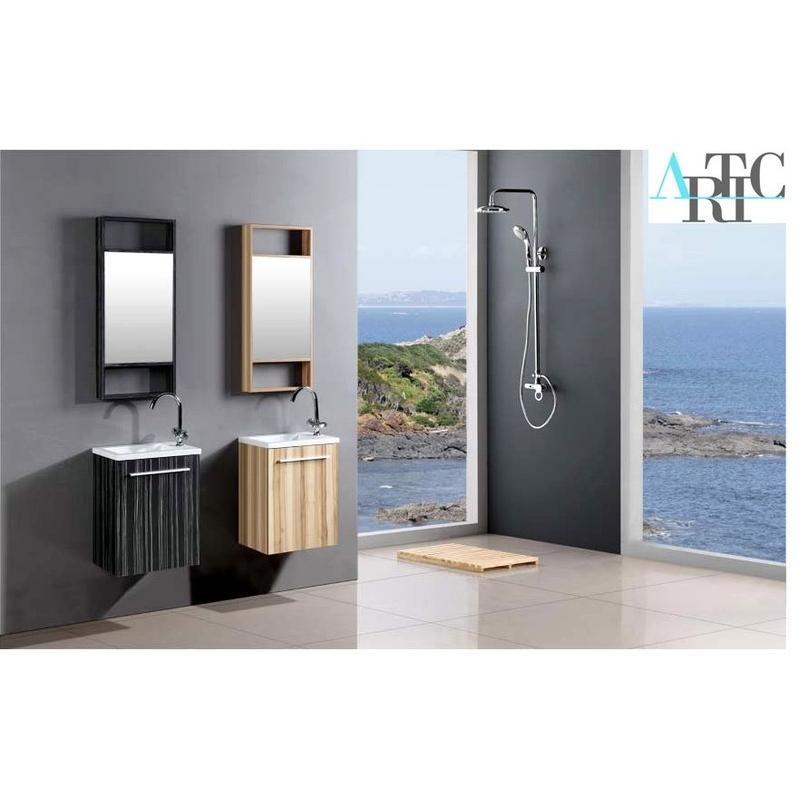 Comparer les prix de sur for Ensemble de salle de bain design 1 vasque tonia