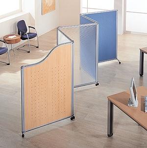 cloisonnettes tous les fournisseurs cloisonnette de bureau cloisonnette de travail. Black Bedroom Furniture Sets. Home Design Ideas