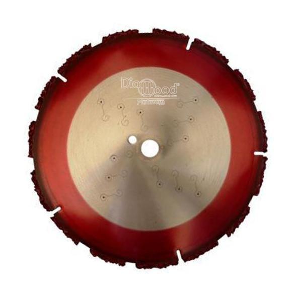 DISQUE SEGMENTÉ CARBURE DE TUNGSTÈNE LANDSCAPER D.300 X AL. 20 MM SPÉCIAL PAYSAGISTE - MULTI-MATÉRIAUX - DIAMWOOD PLATINUM - -