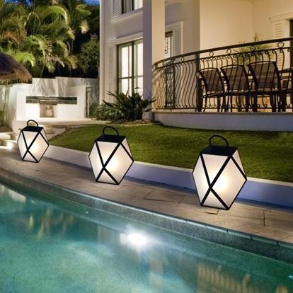 Lampes de table contardi achat vente de lampes de for Baladeuse design exterieur