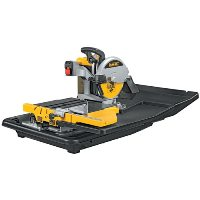 scie a carrelage electrique dewalt d24000. Black Bedroom Furniture Sets. Home Design Ideas