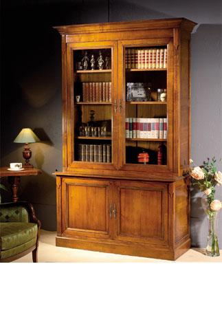 meubles richelieu produits meuble bibliotheque. Black Bedroom Furniture Sets. Home Design Ideas