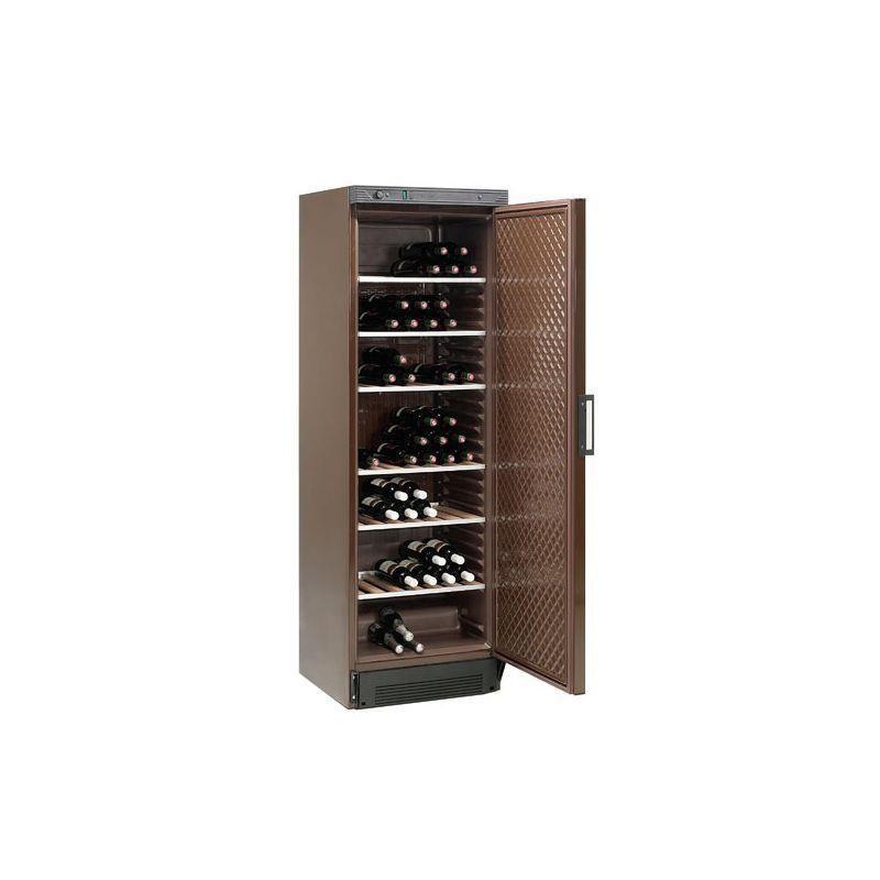 cave a vins 380 litres porte pleine. Black Bedroom Furniture Sets. Home Design Ideas