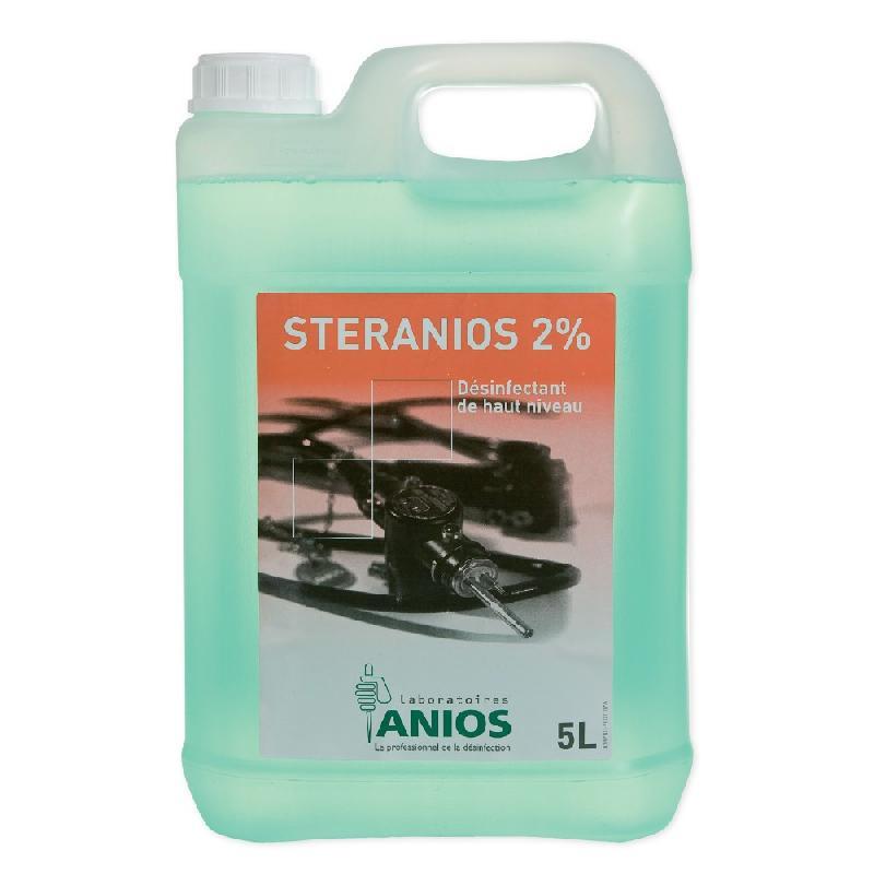 Désinfectant steranios 2 % 5l