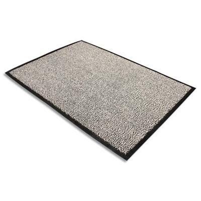 tapis d 39 accueil 90 x 150 cm gris anthracite comparer les prix de tapis d 39 accueil 90 x 150. Black Bedroom Furniture Sets. Home Design Ideas