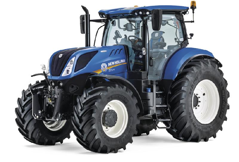 Tracteur t7 lwb - tier 4b - new holland