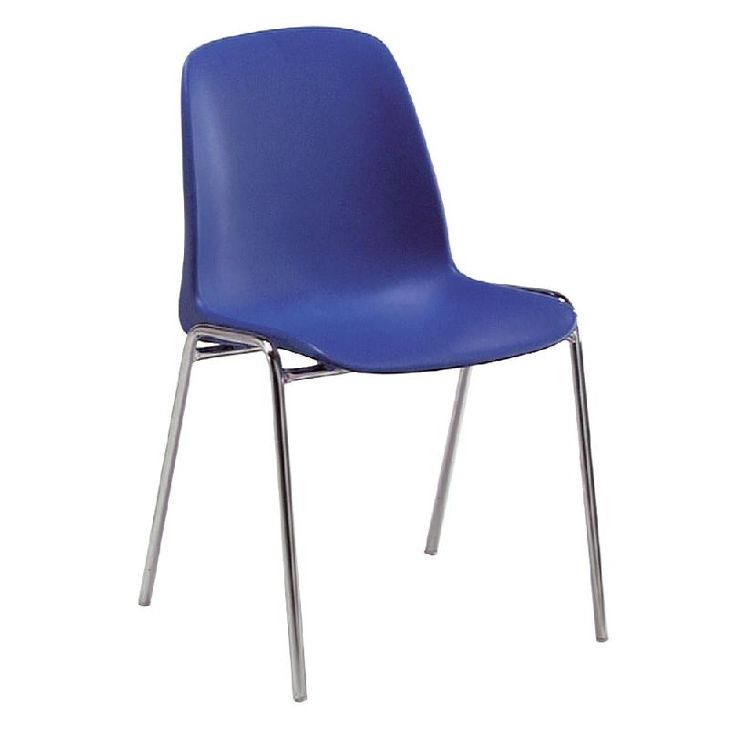 4 chaises s l na bleues comparer les prix de 4 chaises s l na bleues sur. Black Bedroom Furniture Sets. Home Design Ideas