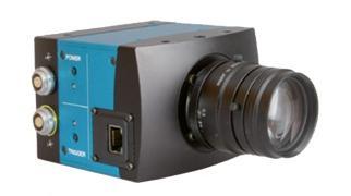 Caméra rapide mikrotron motionblitz® cube 7