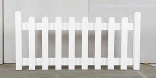 clotures en bois plaine en pvc kit prete a poser coloris blanc. Black Bedroom Furniture Sets. Home Design Ideas