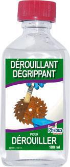 Derouillant-degrippant
