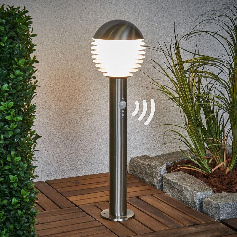 Borne lumineuse en inox tous les fournisseurs de borne for Luminaire exterieur inox led