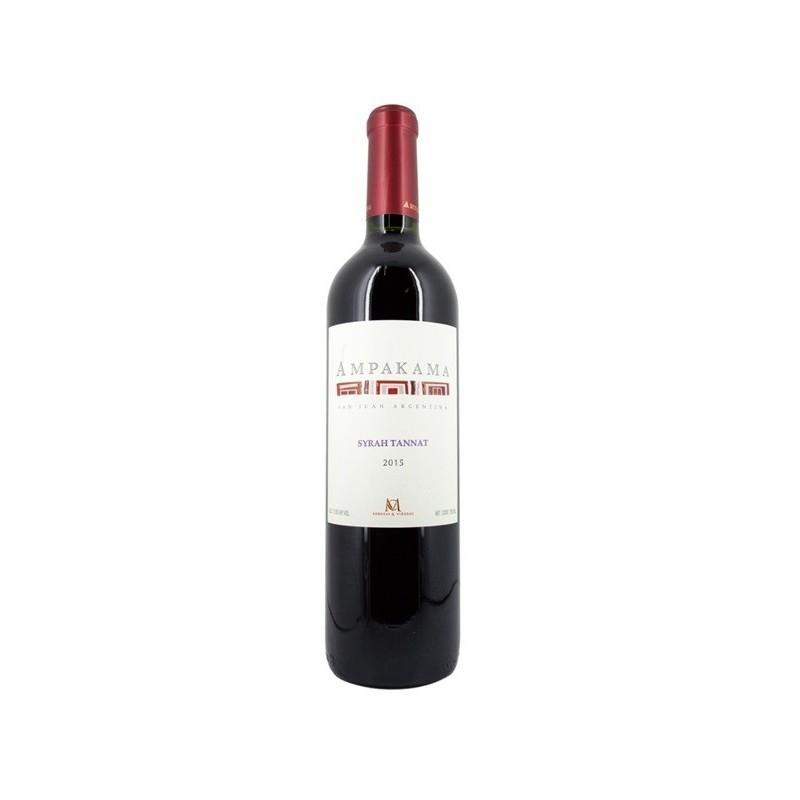 VIN ARGENTINE - AMPAKAMA TANNAT SYRAH 0,75L