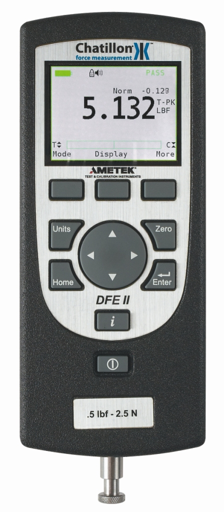 Dynamomètres à petites capacités  numériques