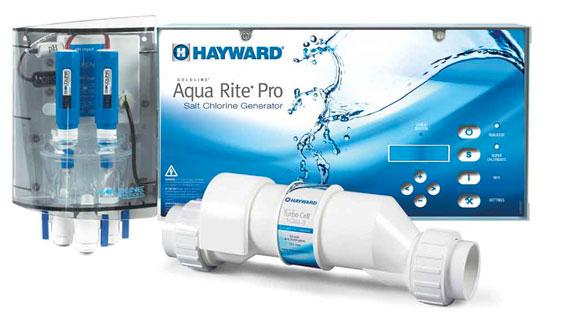 electrolyseur piscine aquarite pro et sense dispense