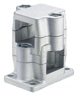 Noix de serrage orthogonale a embase 92 141 - Noix de serrage ...