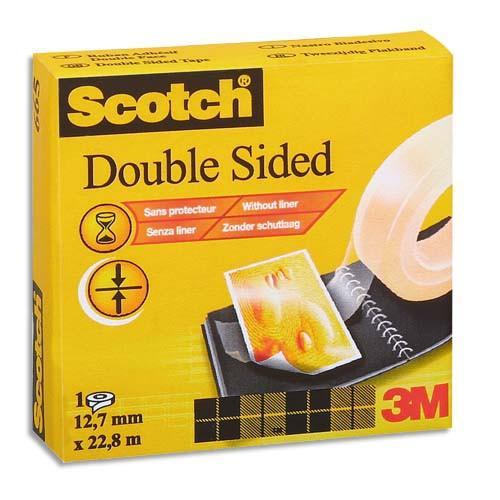 Rubans adh sifs scotch achat vente de rubans adh sifs - Comment enlever du scotch double face ...