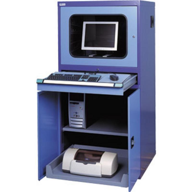 ARMOIRE INFORMATIQUE DESKTOP L 805XP723XH1600MM 4040/1060