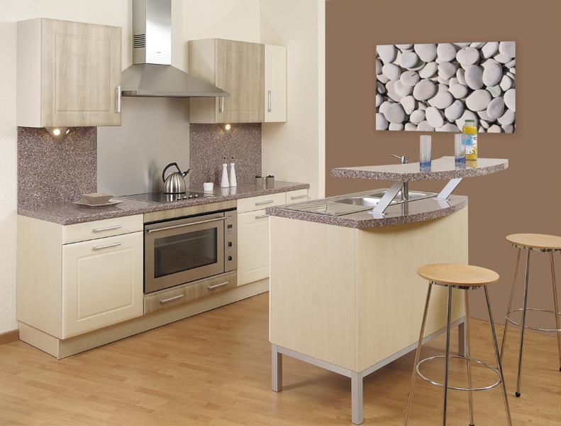 Quelle couleur pour les murs de ma cuisine peinture 10 for Quelle couleur de mur pour une cuisine beige