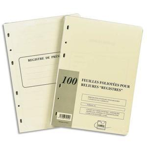 exa rech 100 feuilles folio 46280e. Black Bedroom Furniture Sets. Home Design Ideas