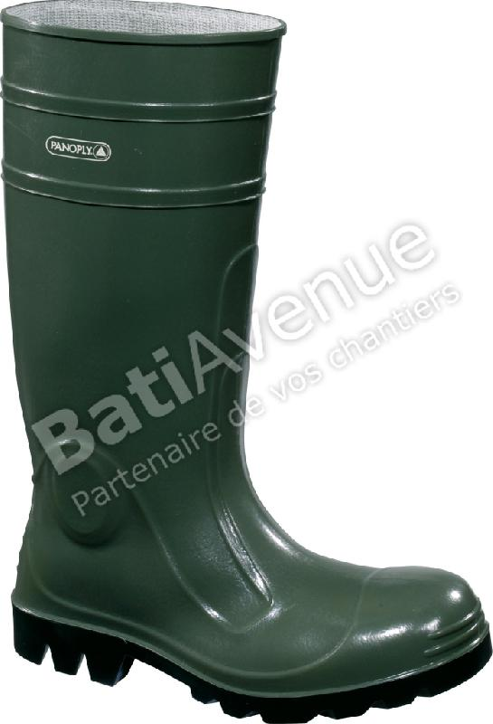 DELTA PLUS-   GIGNAC2 S5 SRC  BOTTE DE SECURITE EN PVC -GIGN2VE39