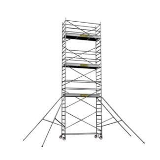 echafaudage alu roulant polyvalent long plancher. Black Bedroom Furniture Sets. Home Design Ideas