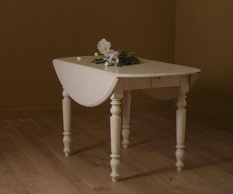 table a volets ref 1205. Black Bedroom Furniture Sets. Home Design Ideas