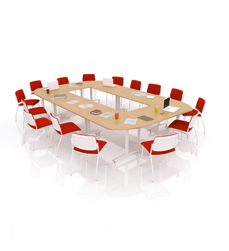 France bureau produits de la categorie tables de reunions - Table de reunion modulable ...