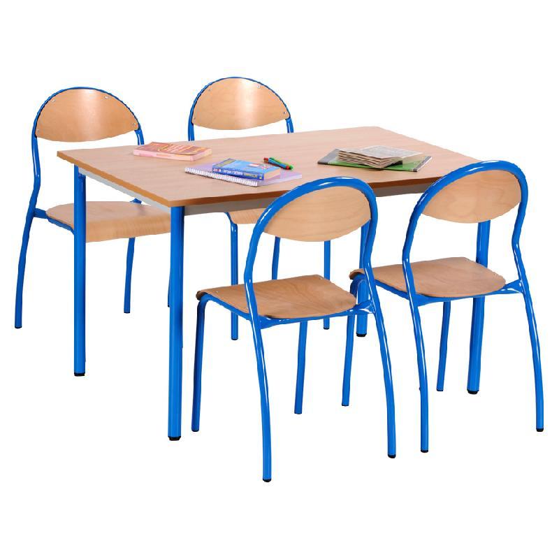 Tables de formation comparez les prix pour for Table 4 pieds