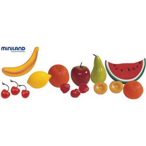 LOT D'ÉPICERIE : FRUITS 15 PIÈCES