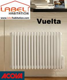 radiateur fluide caloporteur lectrique acova vuelta 1250w horizontal comparer les prix de. Black Bedroom Furniture Sets. Home Design Ideas