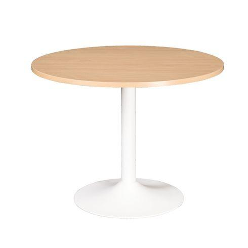 Dimension table 4 personnes great dimension table salle a - Dimension table ronde ...