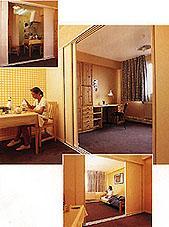 Cloisons mobiles tous les fournisseurs mur mobile for Chambre type japonaise
