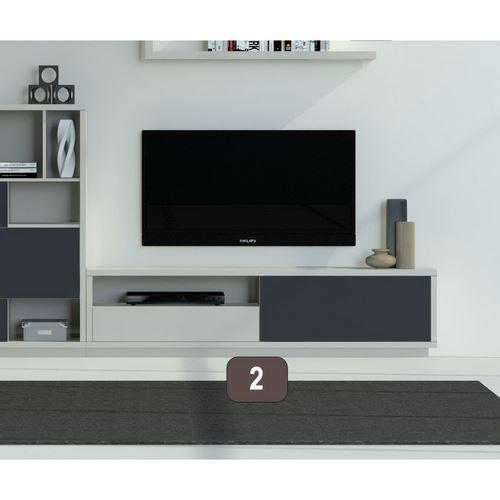 meuble tv 150 alfa 1003024 comparer les prix de meuble tv 150 alfa 1003024 sur. Black Bedroom Furniture Sets. Home Design Ideas