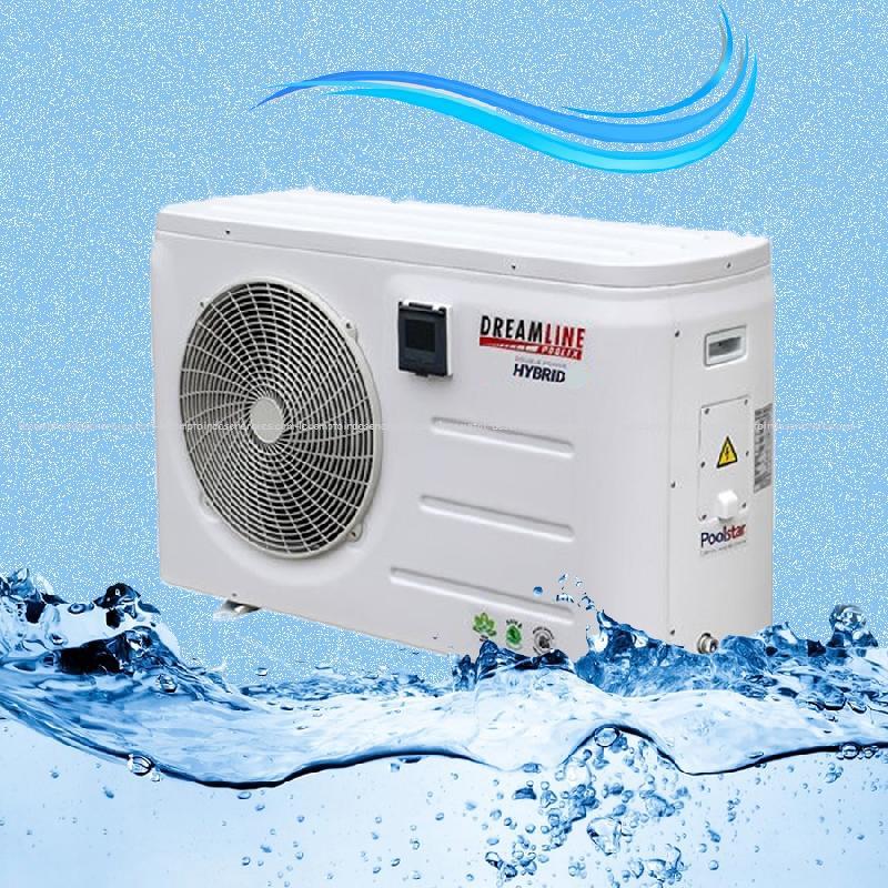 Chauffages de piscine comparez les prix pour for Piscine avec pompe a chaleur