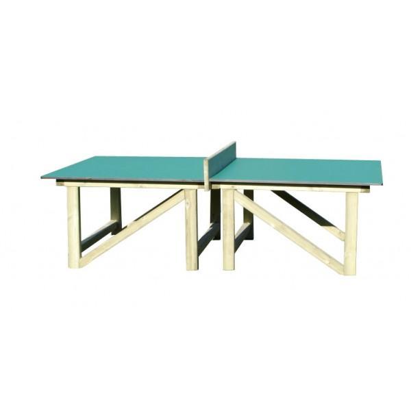 table de ping pong bois comparer les prix de table de ping. Black Bedroom Furniture Sets. Home Design Ideas